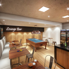 Lounge Bar do Village Tokio