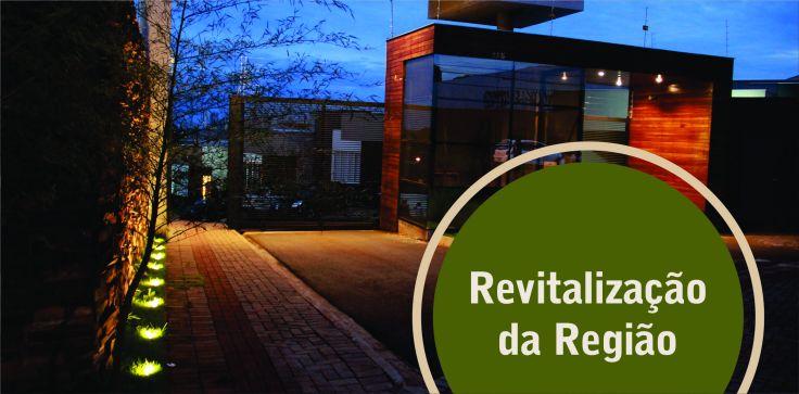 Revitalização da Região do Village Tokio