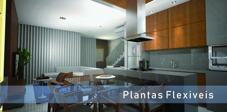 Village Tokio Plantas Flexiveis