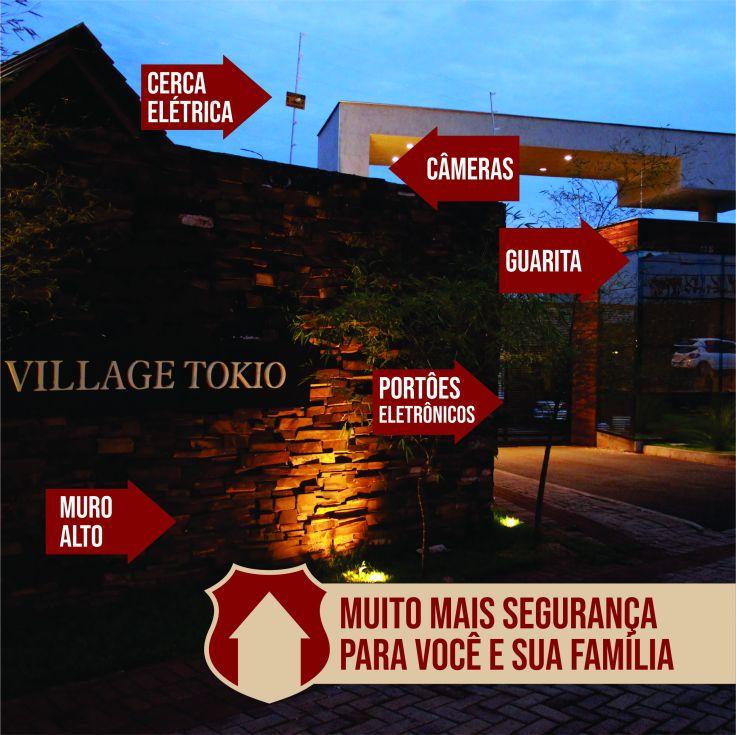 village tokio mais segurança